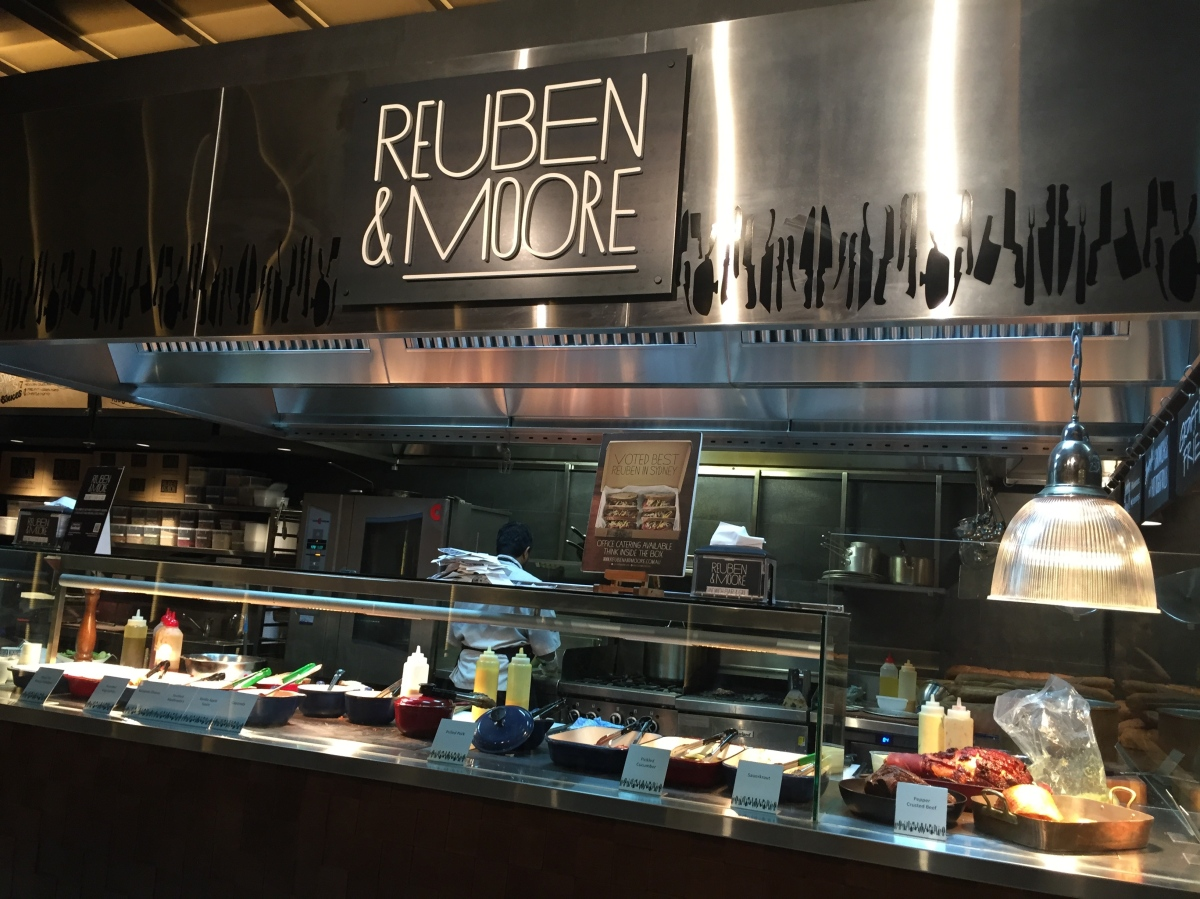 Reuben & Moore - Macquarie Centre